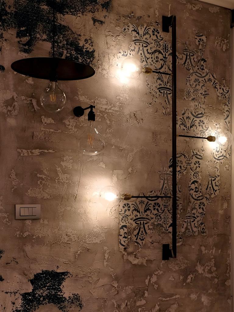 Aldebaran - Lo showroom di biella - Faretti con binario