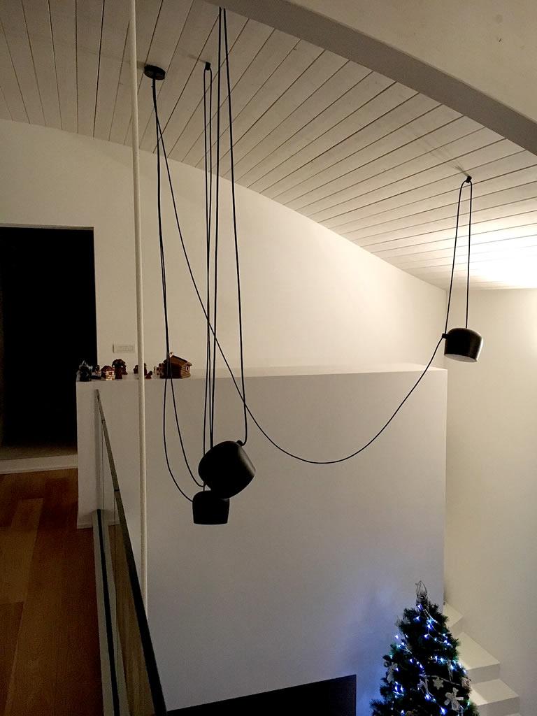 Aldebaran - Realizzazioni esempio per illuminare da soffitto molto alto
