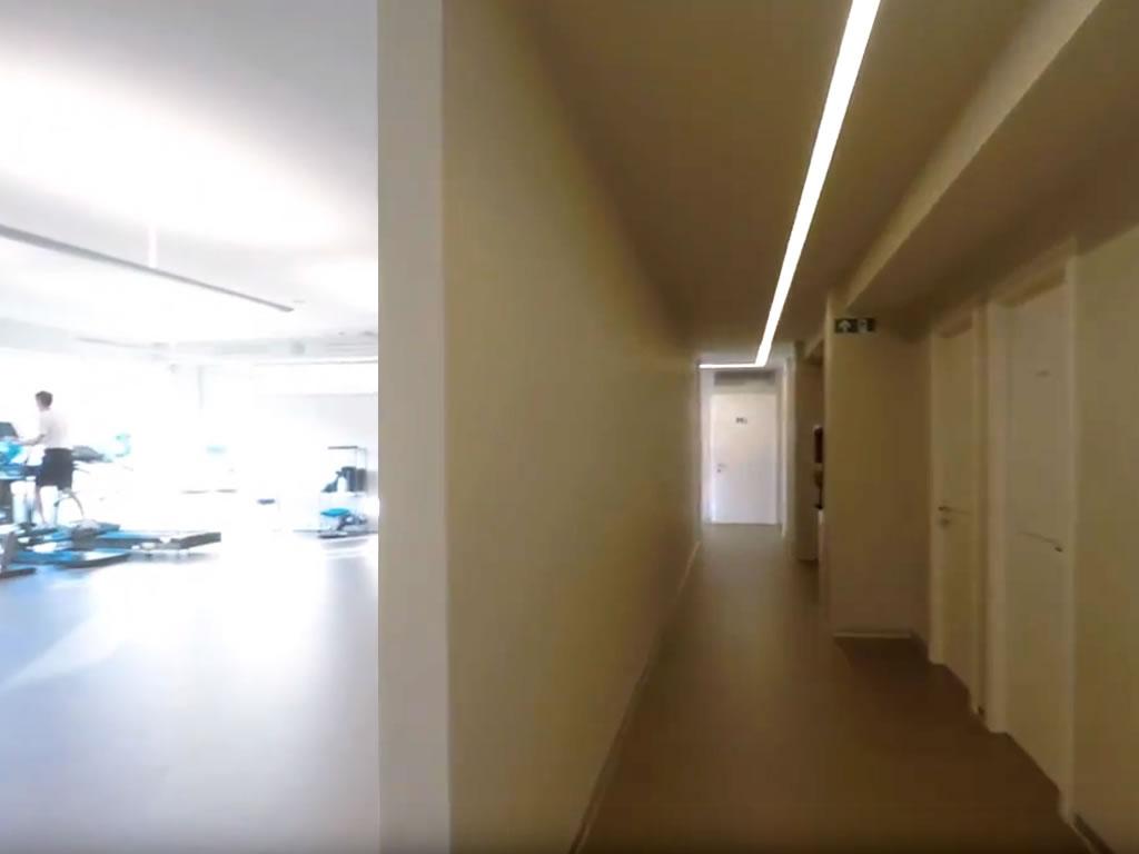 Aldebaran - Realizzazioni Corridoio Fisiokinetik